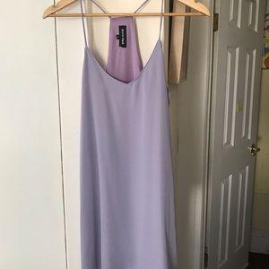 Dresses & Skirts - NEVER WORN LAVENDER DRESS